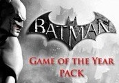 Batman GOTY Pack EU Steam CD Key
