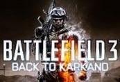 Battlefield 3 Back to Karkand Expansion Pack DLC Origin CD Key