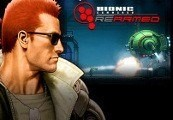 Bionic Commando: Rearmed Clé Steam