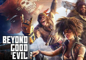Beyond Good and Evil 2 PRE-ORDER EMEA Uplay CD Key