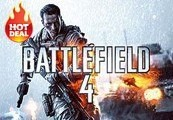 Battlefield 4 + 5 x Gold Battlepacks Origin CD Key