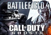 Battlefield 4 + Call of Duty: Ghosts Clash of the Titans Bundle
