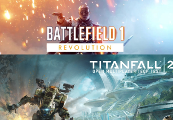 Battlefield 1 & Titanfall 2 Ultimate Bundle US XBOX One CD Key