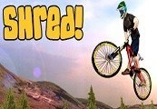 Shred! Downhill Mountain Biking Steam CD Key