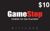 GameStop $10 US Gift Card