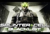 Tom Clancy's Splinter Cell: Blacklist Deadly Conflict DLC Pack Uplay CD Key