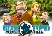 Blue Toad Murder Files Steam CD Key