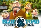 Blue Toad Murder Files Steam CD Key