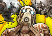Borderlands - Take Over Your Life Bundle RoW Steam CD Key