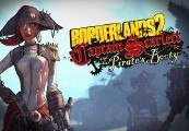 Borderlands 2 - Captain Scarlett and her Pirate's Booty DLC Steam CD Key