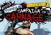 Borderlands 2 - Mr. Torgue's Campaign of Carnage DLC Steam CD Key