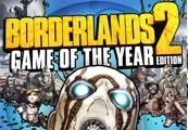 Borderlands 2 Game of the Year Edition RU VPN Required Steam Gift