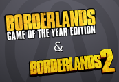 Borderlands 2 + Borderlands GOTY RU VPN Required Steam Gift