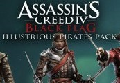 Assassin's Creed IV Black Flag - Illustrious Pirates Pack DLC Steam CD Key