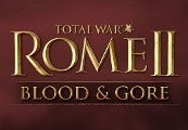 Total War: ROME II - Blood & Gore DLC Steam CD Key