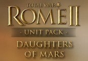 Total War: ROME II - Daughters of Mars DLC Steam Gift