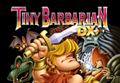 Tiny Barbarian DX Steam CD Key