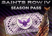 Saints Row IV + Season Pass Steam CD Key