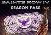 Saints Row IV + Season Pass Steam CD Key