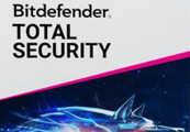 Bitdefender Total Security 2019 Key (1 Year / 10 Devices)