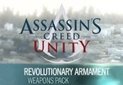 Assassin's Creed Unity - Revolutionary Armaments Pack DLC Uplay CD Key