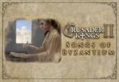 Crusader Kings II - Songs of Byzantium DLC Steam CD Key