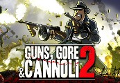 Guns, Gore and Cannoli 2 Steam CD Key