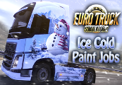 Euro Truck Simulator 2 Ice Cold Paint Jobs Pack Steam CD Key