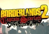 Borderlands 2 - Captain Scarlett and her Pirate's Booty DLC MAC Steam CD Key