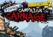 Borderlands 2 - Mr. Torgue's Campaign of Carnage DLC RU VPN Required Steam CD Key