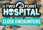 Two Point Hospital: Close Encounters DLC Steam CD Key