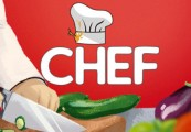 Chef: A Restaurant Tycoon Game Steam CD Key