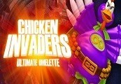 Chicken Invaders 4 Steam CD Key