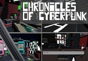 Chronicles of cyberpunk Steam CD Key