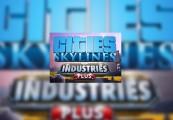 Cities: Skylines - Industries Plus DLC Steam CD Key