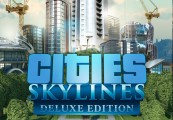 Cities: Skylines Deluxe Edition Steam CD Key