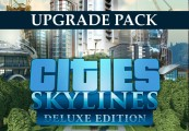 Cities: Skylines - Deluxe Upgrade Pack Steam CD Key