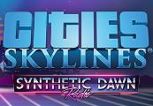 Cities: Skylines - Synthetic Dawn Radio DLC Steam CD Key