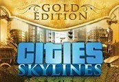 Cities: Skylines Gold Edition Steam CD Key