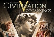 Sid Meier's Civilization V - Gods and Kings Expansion EU Steam CD Key