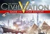 Sid Meier's Civilization V GOTY Edition EU Steam CD Key