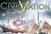 Sid Meier's Civilization V - Scrambled Continents Map Pack DLC Steam CD Key