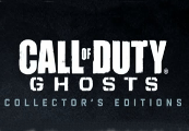 Call of Duty: Ghosts Collector's Edition Steam CD Key