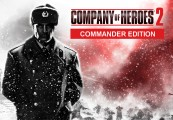 Company of Heroes 2: Commander Edition Steam CD Key