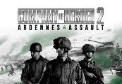 Company of Heroes 2: Ardennes Assault RU VPN Required Steam CD Key
