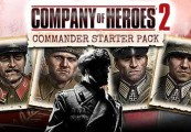 Company of Heroes 2 - Starter Commander Bundle Steam CD Key