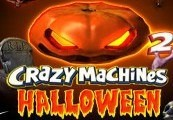Crazy Machines 2: Halloween DLC Steam CD Key