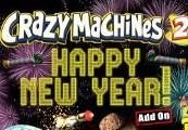 Crazy Machines 2: Happy New Year DLC Steam CD Key