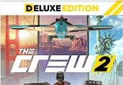 The Crew 2 Deluxe Edition EMEA Uplay CD Key