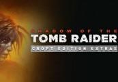 Shadow of the Tomb Raider - Croft Edition Extras DLC Clé Steam